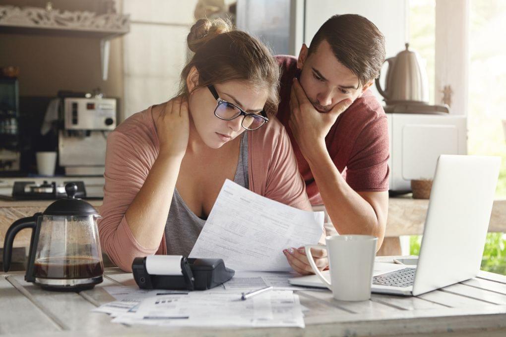 Ehepaar Haushaltsrechnung