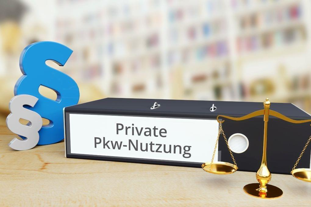 Private Pkw-Nutzung
