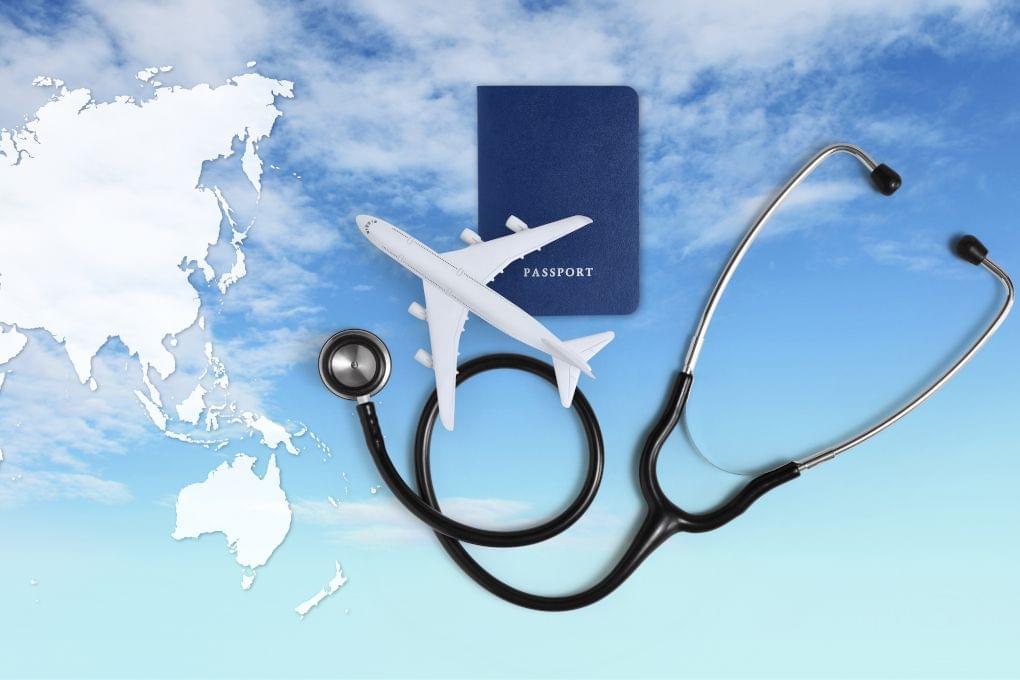 Reise Gesundheit