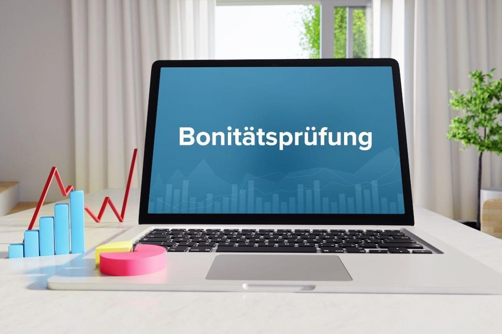 Laptop Bonitätsprüfung