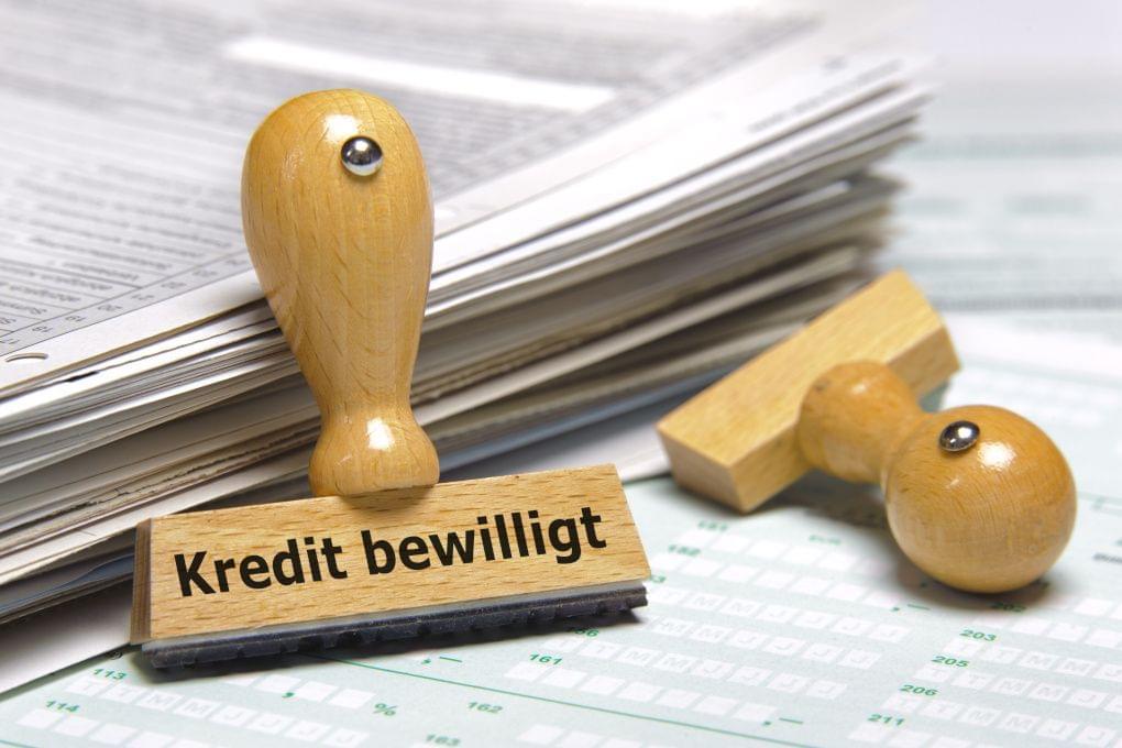stempel kredit bewilligt