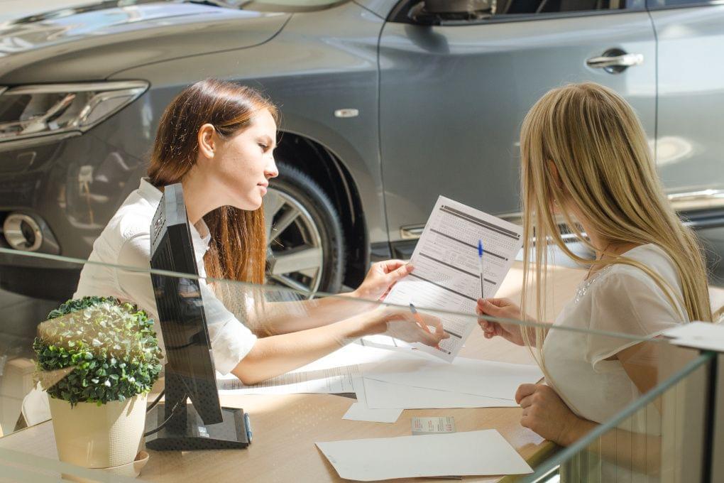 Autokauf Abschluss