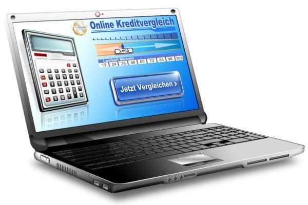 Online Kreditvergleich Laptop