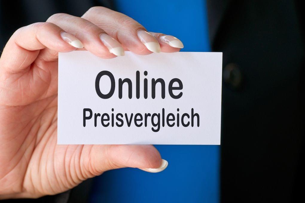 Online Preisvergleich