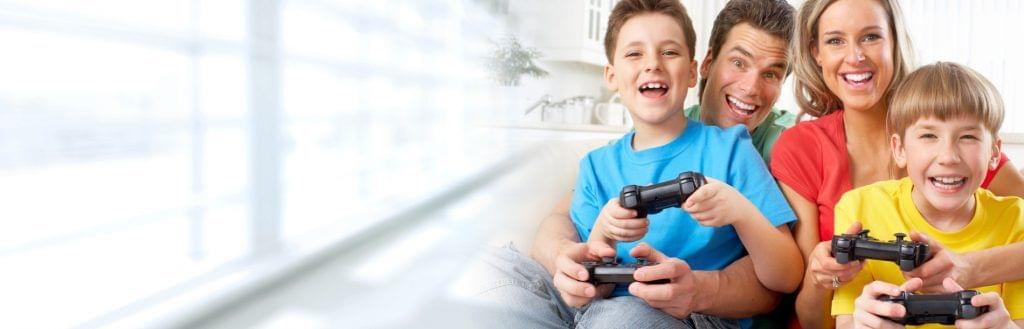 Familie videospiel