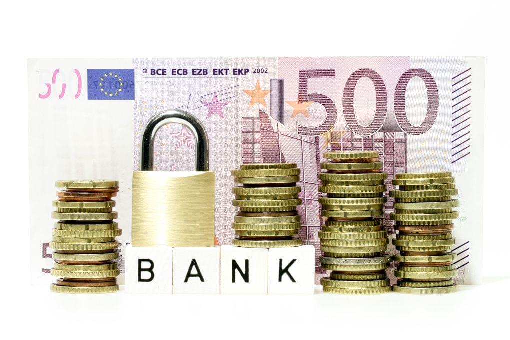 Geld auf der Bank