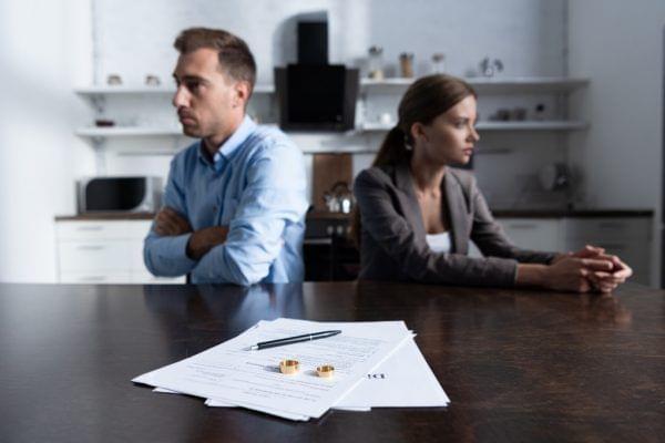 Kredit Scheidung